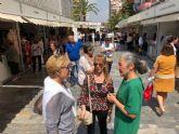 30 comercios ofrecen sus productos con descuentos en la IV edición de la Feria de Verano