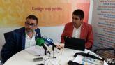 José López censura las políticas colonialistas que imponen PP y PSOE para Cartagena en materia de infraestructuras desde hace cuarenta años
