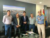 El Ayuntamiento renueva convenio de colaboración con COAG El Mirador