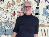 El ilustrador y novelista gráfico Miguel Gallardo llega a Mucho Más Mayo para visibilizar el TEA