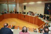 El Pleno debatirá este jueves una moción conjunta de apoyo a la Comunidad de Regantes de Totana