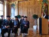 La UCAM gradúa en Viena a la VI promoción de alumnos de los másteres en MBA y Gestión y Resolución de Conflictos