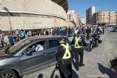 La Policía Local aconseja acudir a pié o en transporte colectivo al decisivo partido del domingo entre el Cartagena y el Castilla