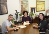 El Ayuntamiento aumenta la subvención destinada a la asociación 'Amigos de la Música de Puerto Lumbreras'