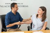 El Ayuntamiento de Cartagena y la Orquesta Sinfónica de Cartagena firman un convenio para fomentar actividades artísticas