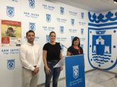 Cruz Roja promueve en San Javier el acogimiento familiar de menores tutelados por la Administración