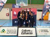 La UCAM vuelve a batir el récord de medallas en los Campeonatos de España Universitarios