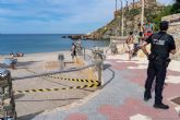 El Ayuntamiento aumentará la vigilancia en las playas del municipio con 279 agentes