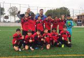 Dos equipos benjamines y uno juvenil del Atlético Torreño ascienden de categoría