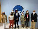 La Asociación Murciana de Esclerosis Múltiple celebra su jornada de puertas abiertas para dar visibilidad a los afectados por esta enfermedad