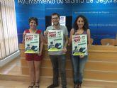 La Concejalía de Juventud de Molina de Segura organiza el I Encuentro Juvenil ESPABILA, PIJO! el sábado 2 de julio