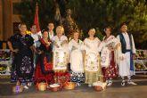 Cientos de Huertanos participan en la Ofrenda de Frutos para honrar a San Pedro Apóstol