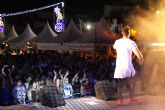 El murciano Salva Ortega revolucionó el Recinto de Fiestas
