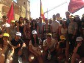 24 alumnos del Coro Viena Bussines School visitan Lorca con motivo de un intercambio con los integrantes del Coro IES Ros Giner