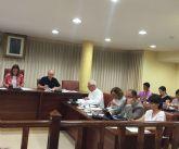 El PSOE eleva al Peno tres mociones para evitar que los recortes del Gobierno regional sigan afectando a Águilas