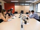 El Gobierno local y el Consejo de Estudiantes de la UPCT encuentran vías de colaboración