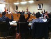 El pleno ordinario de junio incluye la toma de posesión del cargo de concejala del Ayuntamiento de Totana de la edil María Isabel Rubio Peña