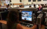 La Biblioteca de la UCAM pone a los investigadores a un click del universo científico