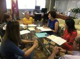 La Alcaldesa y la consejera de Educación se reúnen para planificar nuevos proyectos en materia educativa