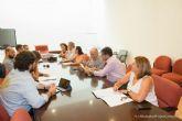 La Comision Especial de Cuentas aplaza hasta el martes su informe sobre la Cuenta General del Ayuntamiento del año 2016