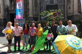 Mazarr�n se suma este verano a la fiesta del color y del deporte