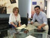 El Ayuntamiento de San Javier renueva convenio de colaboración con la Coral Stella Maris Björk
