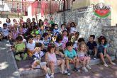Comienza la Escuela de Verano en Moratalla