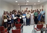 Concluye un curso de derecho administrativo para personal del Ayuntamiento torreño