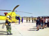 Voluntarios de Protecci�n Civil reciben formaci�n para una mejor vigilancia antiincendios forestales