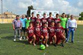 El EDMF Churra defiende el Campeonato de España de fútbol playa cadete en Torrijos
