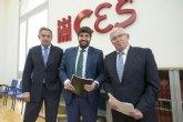 López Miras asegura: 'el Gobierno regional analizará con detalle las aportaciones del CES y las tendrá en cuenta en su toma de decisiones'