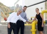 Redexis Gas comienza el suministro       de gas natural en Abarán