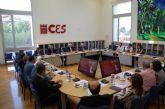 El CES presenta la memoria anual que analiza la situación socioeconómica y laboral de la Región de Murcia