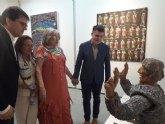 El Muram recoge tres décadas de trabajo de la cartagenera Dora Catarineu