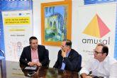 Ayuntamiento de Alcantarilla y AMUSAL suscriben un convenio de colaboración para los dos próximos años
