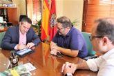 El Ayuntamiento de Alcantarilla y la Asociación Proyecto SCAN suscriben un convenio de colaboración