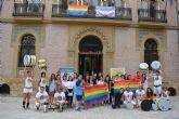 Águilas se suma a los actos reivindicativos con motivo del Día del Orgullo LGTBI