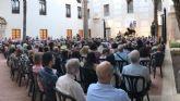 El festival 'MurciArt' ofrece a partir del lunes cinco conciertos gratuitos en el Palacio de San Esteban
