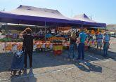 Vuelven todos los mercados semanales de Las Torres de Cotillas