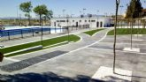 Lorquí no abrirá sus piscinas municipales para evitar contagios de COVID