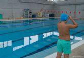 Deportes establece cita previa para los cursos de natación y extrema las precauciones en las piscinas