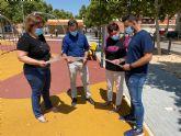 Reapertura de los Parques Infantiles y Zonas Recreativas en el municipio de Torre Pacheco