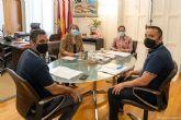 El Ayuntamiento y Hostecar estrechan su colaboración para adaptar el sector a la nueva normalidad