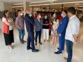 Apertura de las nuevas instalaciones del supermercado Mercadona en Torre Pacheco