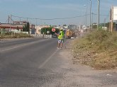Brigada municipal: trabajos del 29 de junio