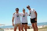 Reto conseguido en el Desafío Inclusivo 3D tras recorrer los 800 kilómetros del litoral andaluz en 14 días