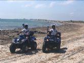 La Unidad de Playas vigilará por sexto año consecutivo la línea costera de San Pedro del Pinatar