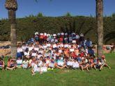 Un total de 145 niños participan en la segunda quincena de julio del 'Campus de Verano' dentro del 'Verano Polideportivo´2016'