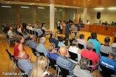 El Ayuntamiento remitirá a Murcia el documento definitivo de subsanación de deficiencias para que se apruebe de forma definitiva el PGOM