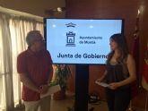 El Ayuntamiento mejora el drenaje del Camino de las Casicas en Corvera